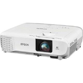Epson - Lcd Projector - 3300 Ansi Lumen - 1280 X 800 - 1.07 Billion Colors - 15,000:1 -
