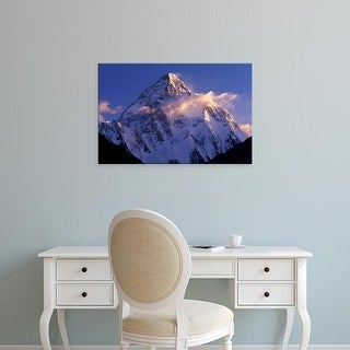 Easy Art Prints Gavriel Jecan's 'Himalayas' Premium Canvas Art