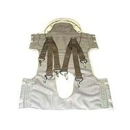 Joerns Sling, Commode Seat, Head Support, Mesh