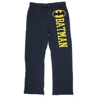 DC Comics Batman Dark Knight Logo Lounge Sleep Pants