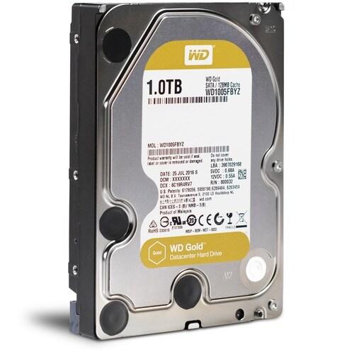 """""""Western Digital Gold 1 TB Internal Hard Drive - SATA Hard Drive"""""""