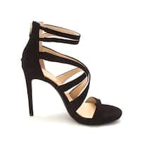 Jessica Simpson Womens Rayomi Open Toe Casual Strappy Sandals