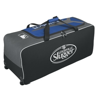 Louisville Slugger Series 5 Ton Wheeled Bag-Royal - WTL9503RO