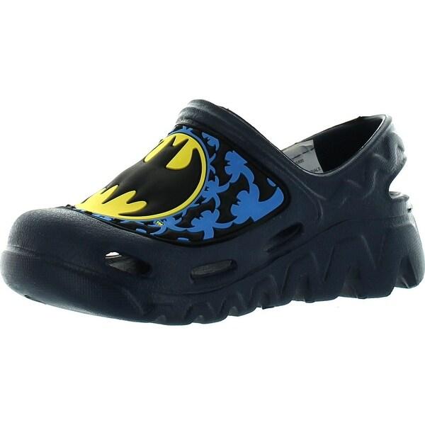 Dc Comics Boys Bms800 Fashion Clogs Sandals - Blue-Black
