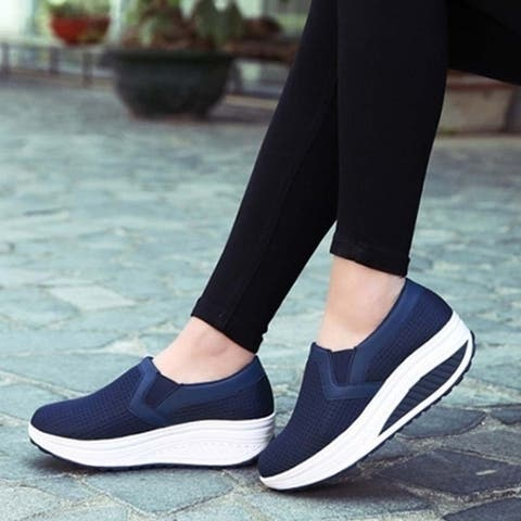Woman Comfortable Casual Shoes For Spring And Summer