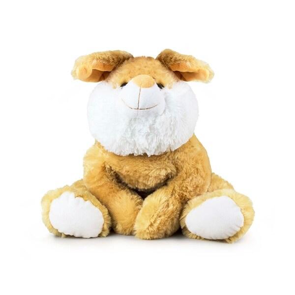 Beverly Hills Teddy Bear Company Jumbo Springtime Bunny