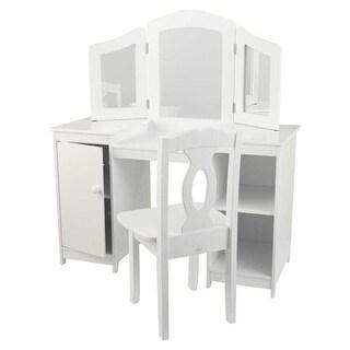 KidKraft: Deluxe Vanity & Chair