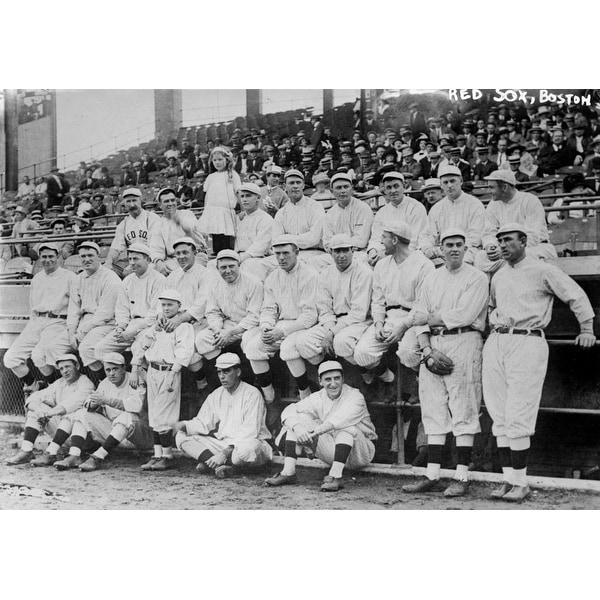premium selection 4e5b9 297d8 Boston Red Sox Team, World Series, Baseball Photo (Art Print - Multiple  Sizes Available) - 9 x 12 Art Print