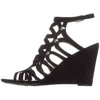 Bar III Womens Lania Open Toe Casual Platform Sandals
