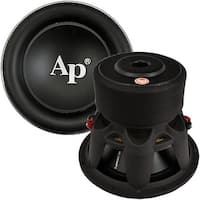 "Audiopipe Q15 15"" Car Subwoofer 2400 Watt Car Sub Car Subwoofer"