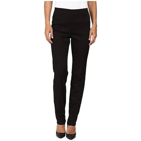 FDJ French Dressing Jeans Women's D-Lux Denim Pull-On Super Jegging, Ebony, 16