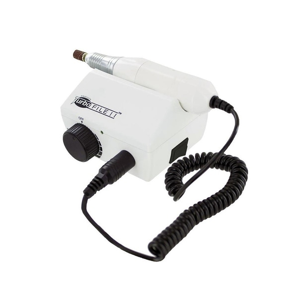 Medicool Turbo File II Professional Mani and Pedi Nail Filing System