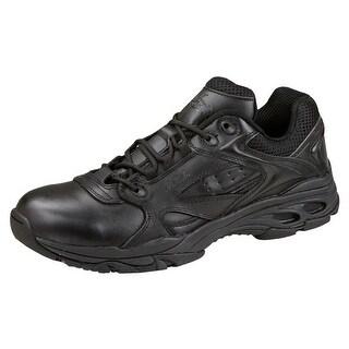 Thorogood Work Shoes Mens Oxford Slip Resisting Black 834-6522