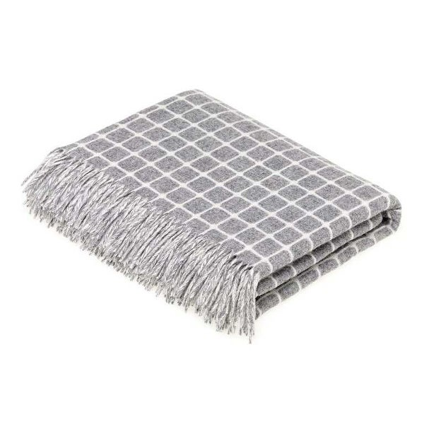 Bronte Moon - Athens Gray Throw. Opens flyout.