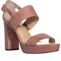 Vince Camuto Jayvid Block Heel Sandals, Rose Bud - 7.5 us / 37.5 eu