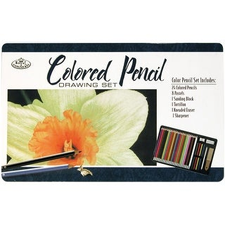 Colored Pencil Drawing Set