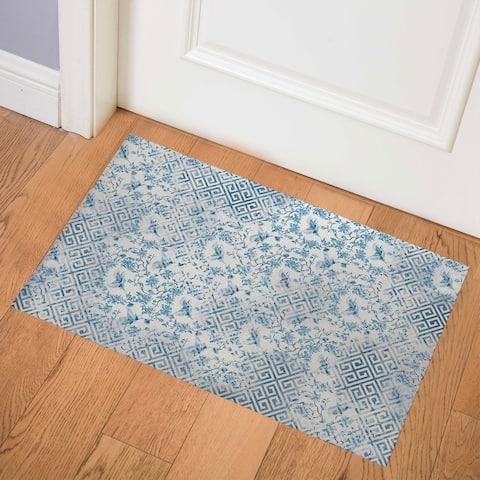 CRAIN MIX Indoor Floor Mat By Kavka Designs