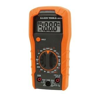 Klien Tools Digital Multimeter - Manual Ranging - 600V Digital Multimeter - Manual Ranging - 600V