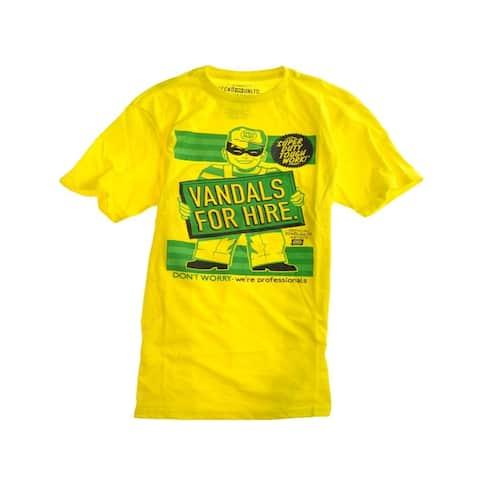 Ecko Unltd. Mens Get A Job Graphic T-Shirt
