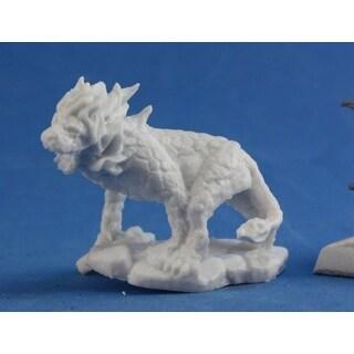 Bones Hell Cat Miniature Reaper