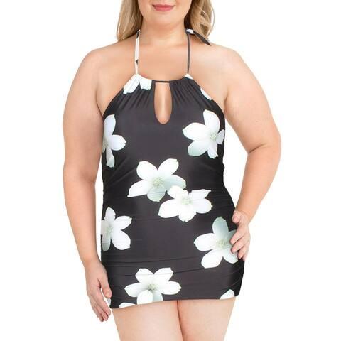 Reebok Womens Shorts Active Swim Bottom Separates - Black