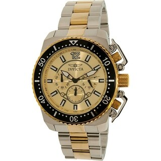 Invicta Men's Pro Diver 21955 Two-Tone Stainless-Steel Plated Diving Watch