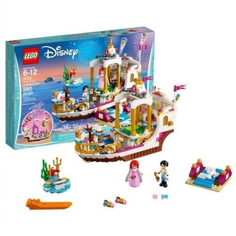 LEGO Disney Princess Ariel's Royal Boat - 41153