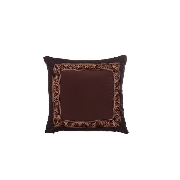 bed INC Jade Framed Pillow