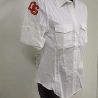 Oregon State Beavers Womens XS S M L XL Designer Button Shirt By Meesh Mia