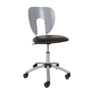 Offex Futura Chair - Silver