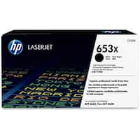 HP 653A Cyan Original LaserJet Toner Cartridge (CF320X)(Single Pack)