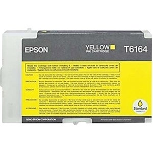 Epson Ink Cartridge - Yellow Epson DURABrite Standard Capacity Yellow Ink Cartridge - Yellow - Inkjet - 3500 Page