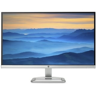 "Refurbished - HP 27ER 27"" IPS LED Full HD Monitor 1920 x 1080 7ms VGA 2x HDMI ports 250 cd/m²"