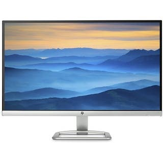 "Refurbished - HP 27ER 27"" IPS LED Full HD Monitor 1920 x 1080 7ms VGA 2x HDMI ports 250 cd/m²