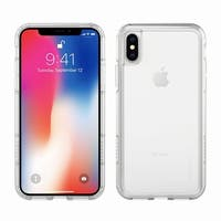 Pelican Adventurer Dual Layer Slim Protection Case for iPhone X/Xs - Clear - WHITE