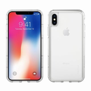 Pelican Adventurer Dual Layer Slim Protection Case for iPhone X/Xs - Clear