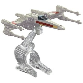 Star Wars Hot Wheels Vehicles: X-Wing Fighter Red 3 - Multi