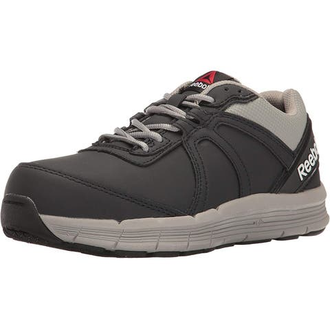 Reebok Work Men's Guide Work RB3502 Industrial and Construction Shoe - 8.5