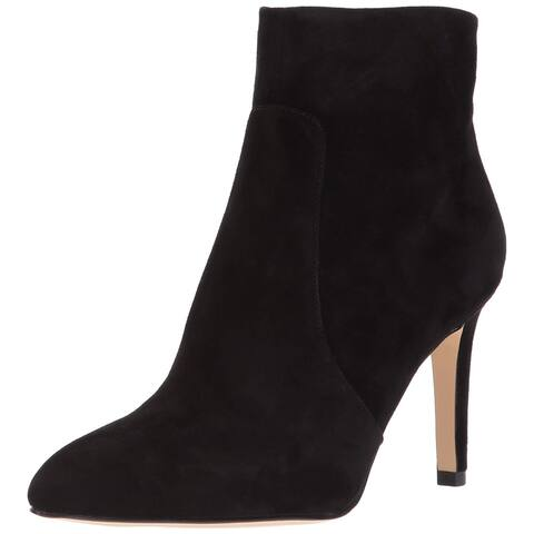 7129fd390 Sam Edelman Womens Olette Leather Pointed Toe Ankle Fashion Boots - 10.5