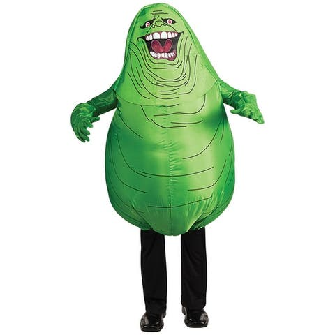 Rubies Ghostbusters Inflatable Slimer Child Costume - Beige