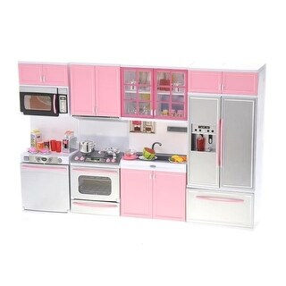 AZ Trading & Import PS11P Battery Operated Kitchen Playset