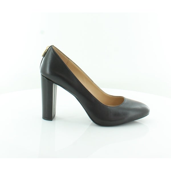 21f302736091 Shop Michael Kors Mira Pump Women s Heels Black - 10 - Free Shipping ...