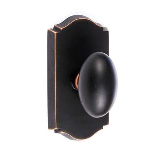 Build Essentials DHDW100SR  Aberdeen Single Dummy Door Knob - Vintage Bronze