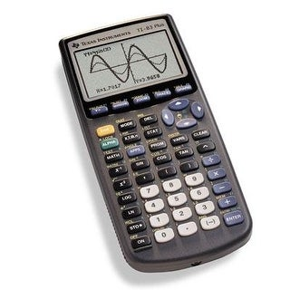 Texas Instruments 83Pl/Tbl/1L1/A Ti 83 Plus Graphics Calculator