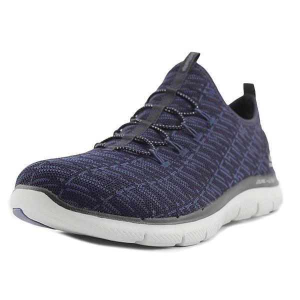 Skechers Flex Appeal 2.0- Insights Women Navy/Blue Running Shoes