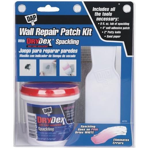 Dap Drydex Wall Repair Kit 12345 Unit: EACH