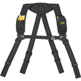 Custom Leathercraft Hd Yoke-Style Suspenders DG5132 Unit: EACH