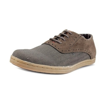 Ben Sherman Parnell Men Round Toe Suede Oxford