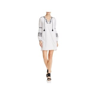 MICHAEL Michael Kors Womens Tunic Dress Embroidered Poplin (5 options available)