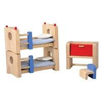 Plantoys Colorful Furniture Children Room Set